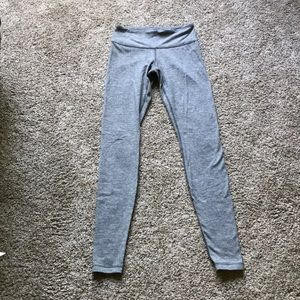 Lululemon leggings- full length - size 4